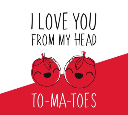 I Love You From My Head To Ma Toes Schenkeveld